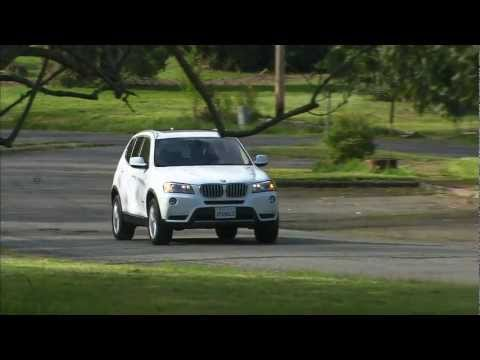 2011 BMW X3 xDrive28i HD Video Review