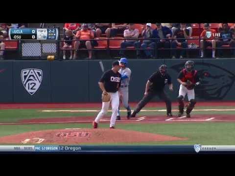 Oregon State Baseball Game Highlights: 5/24/18 vs. UCLA