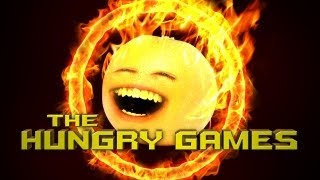 Annoying Orange - The Hungry Games (Hunger Games SPOOF)