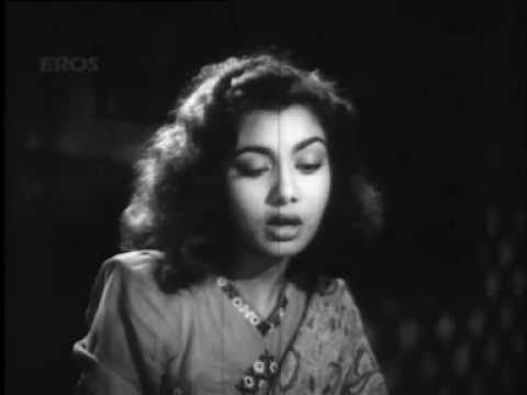 AE MERE DIL KAHIN AUR CHAL  - LATA JI (DAAG 1952)-SHAILENDRA-SHANKER JAIKISHAN