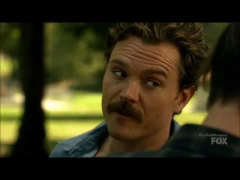 Lethal Weapon S02 Ep06 - Riggs, Murtaugh, Molly, Jake