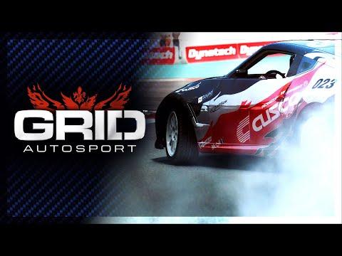 Los derrapes de GRID Autosport en su nuevo tráiler