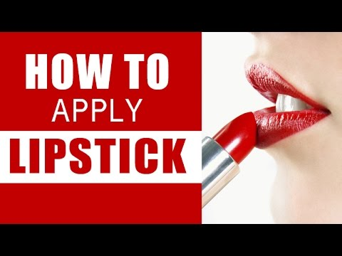 How-to-Apply-Lipstick-Hack-of-The-Day-Puthuyugam-TV