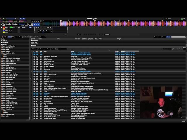 How I Make Edits Using Serato Flip