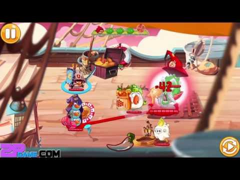 Angry Birds Epic RPG - Rovio Entertainment Ltd NORTHERN HOG HEAD MOUNTAN (видео)