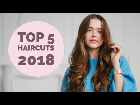 Short hair styles - Top 5 HaircutsTo Ask For In 2018  Long Hair, Short Hair, Lob, Curly