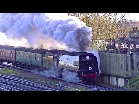 34067 Tangmere gives modern high rise dwellers of Woking ...