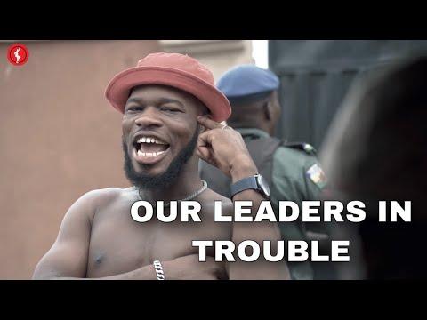 BRODASHAGGI curses NIGERIA SENATOR #endSARS #endPoliceBrutality #endbadGovernmentInNigeria