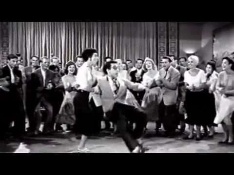 Real 1950s Rock &Roll, Rockabilly dance from lindy hop !