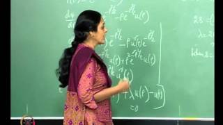Mod-01 Lec-24 Wave Mechanics Of The Simple Harmonic Oscillator