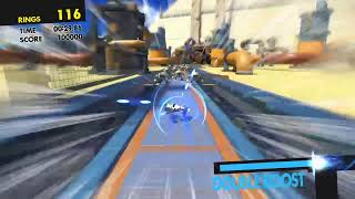 SONIC FORCES PS4 LIVE STREAM GAME PLAY #  1