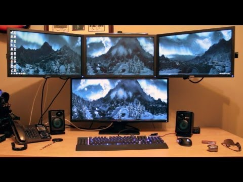 Widescreen - Dell recently released the first available 21:9 ultra-widescreen panel in the US. We've picked one up and spun up ten games to see how they fair. Used the NV...