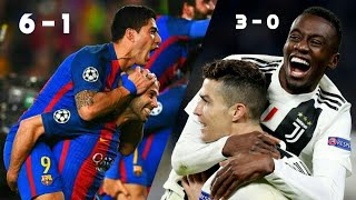 Video 4 Remontées de FOLIE en Ligue Des Champions MP3, 3GP, MP4, WEBM, AVI, FLV Agustus 2019