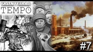 """Dando continuidade e aprofundando o tema abordado no episódio 6 – a Revolução Industrial –, os historiadores, Cesar Agenor (""""C. A."""") e Marcelo Silva (""""Beraba..."""