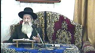"""הרב בן ציון מוצפי – פרשת וישלח (ה'תשע""""ג)"""