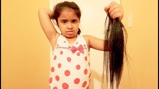 Yesterday's Vlog: https://youtu.be/GHSx_s_7kTg Prank week starts today! I pranked Reema by pretending to cut her hair and ...