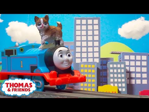 Thomas & Friends™ UK | Thomas and the Skyscraper | Stories and Stunts