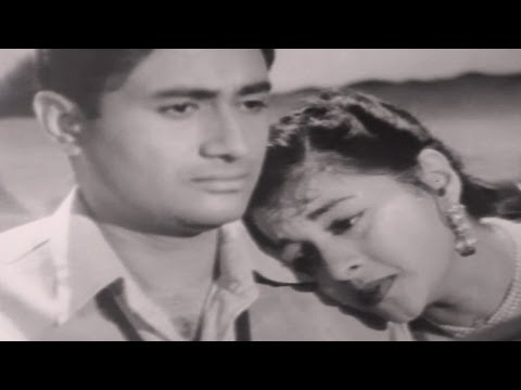 Video Jeevan Ke Safar Me Raahi - Lata Mangeshkar, Dev Anand, Nalini Jaywant, Munimji Song download in MP3, 3GP, MP4, WEBM, AVI, FLV January 2017