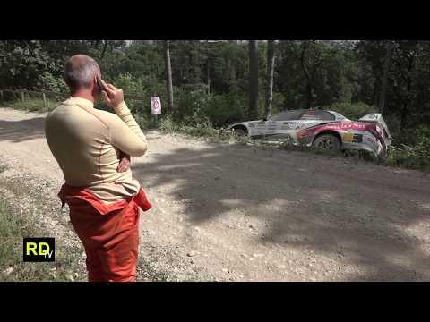 2018 Veszprém Rallye [ Action & Mistakes ]