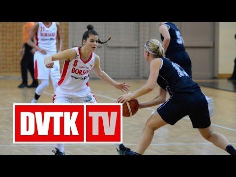 Női Kosárlabda NB I. A-csoport 9. forduló. Aluinvent DVTK - PEAC Pécs