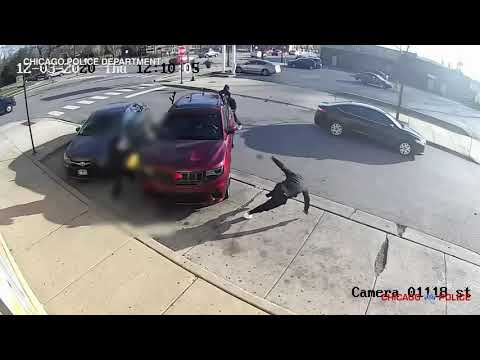 CPD release surveillance video of Morgan Park shooting that killed retired Chicago firefighter