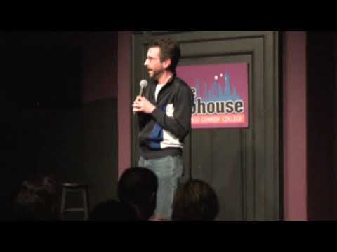 Joe Tobin Stand-up Comedy