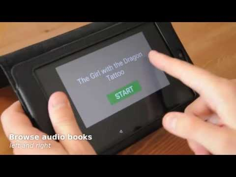 The Homer Player: an audio-book player designed for the elderly and
