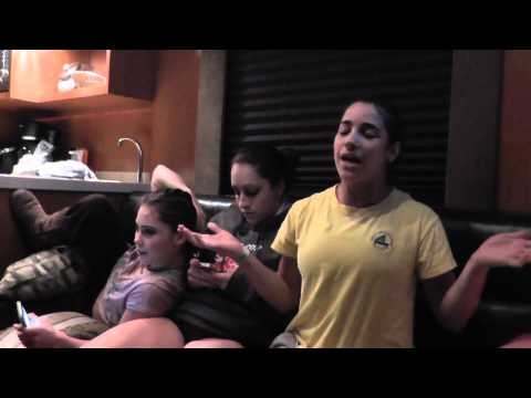 Behind the Scenes With Aly Raisman, Mckayla Maroney and Jordyn Wieber