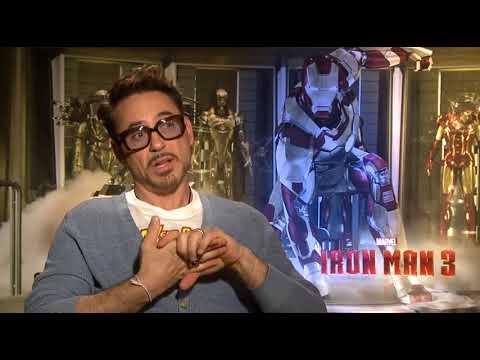 Robert Downey Jr - Interview Robert Downey Jr (Anglais)