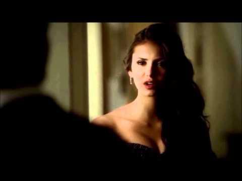 The Vampire Diaries 3x14 Elena and Stefan final scene