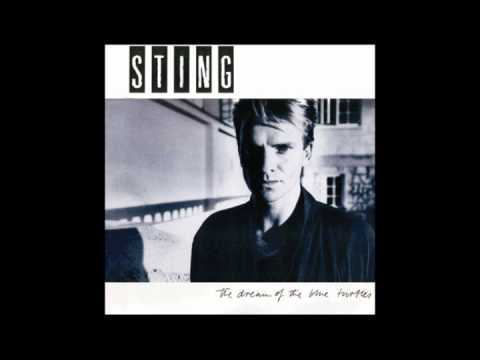 Sting - The dream of the blue turtles lyrics