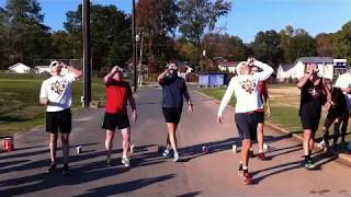 Forestville's First Beer mile