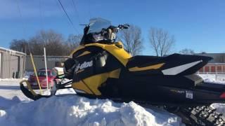 4. 2012 Ski-Doo MX Z TNT 800R