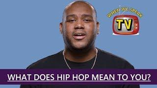 Brandon Barnes - Growing Up Hip Hop Atlanta