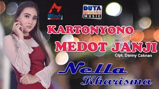 Download Lagu Nella Kharisma - Kartonyono Medot Janji [OFFICIAL] Mp3