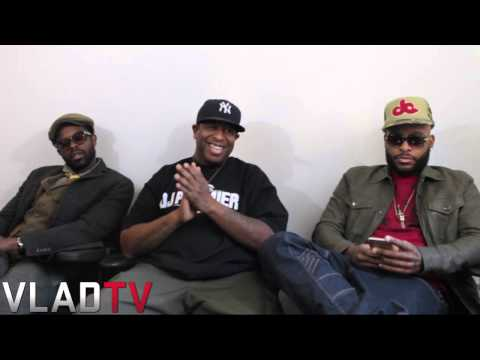 cassidy - http://www.vladtv.com - Royce Da 5'9 and DJ Premier sat down with VladTV and shared their thoughts on the recent Dizaster vs. Cassidy battle, both of whom wi...