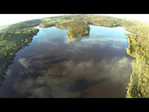 Mount Lofty Ranges Drone Video