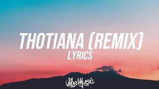 Blueface, Cardi B & YG - Thotiana (Lyrics / Lyric Video)