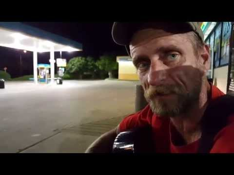Homeless guy spits some truth...
