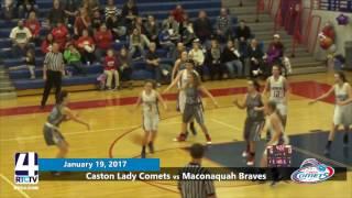 Caston Girls Basketball vs. Maconaquah
