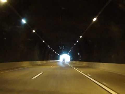 Viagem pelo Túnel de Osório RS