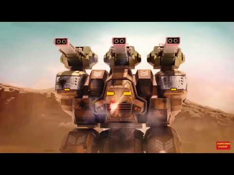 War Robots Believer (Imagine Dragons)
