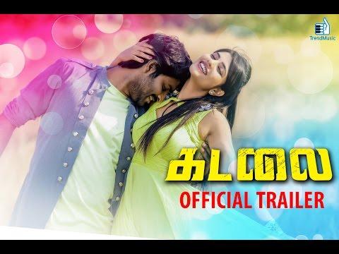Kadalai Official Trailer   Ma Ka Pa Anandh, Aishwarya Rajesh   Sam CS   Sagaya Suresh   Trend Music