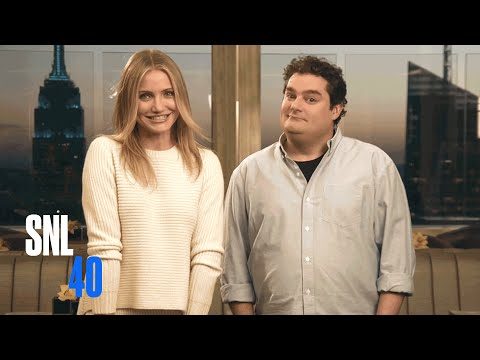 Saturday Night Live 40.07 (Promo 'Cameron Diaz & Bobby Moynihan')