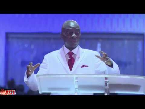 SHILOH 2018 DOMINION Ministering Bishop David Oyedepo