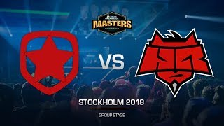 Gambit vs Hellraisers - DH MASTERS Stockholm - map2 - de_cache [CrystalMay, SSW]