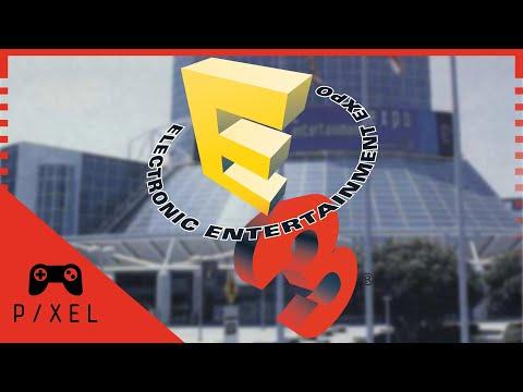 E3 RETROSPECTIVE - Part 1/2: 1995-2005 | It's a Pixel THING - Ep. 55 (видео)