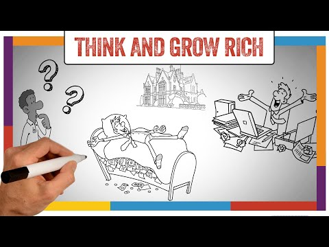 Watch 'Think And Grow Rich Summary & Review (Napoleon Hill) - ANIMATED - YouTube'
