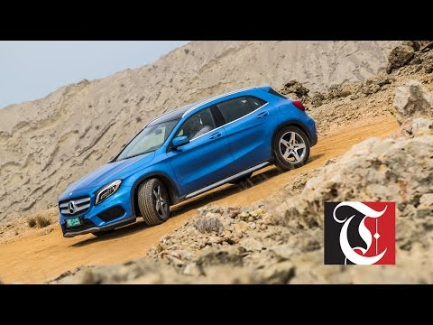 Times TV road test of the 2015 Mercedes GLA 250
