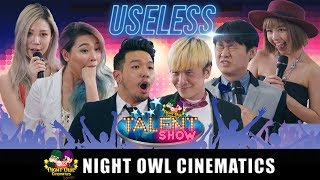 Video NOC USELESS Talent Show! MP3, 3GP, MP4, WEBM, AVI, FLV September 2018